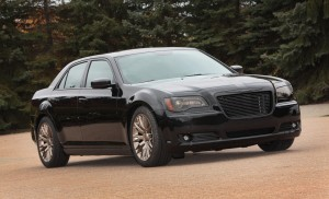 Chrysler 300S Mopar-Modified SEMA Show Vehicle