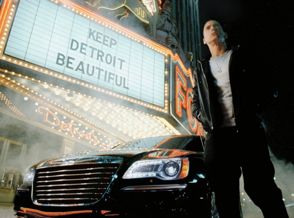 Chrysler Super Bowl Eminem
