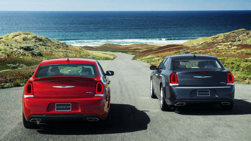 2015 Chrysler 300 is Perfect for Summer Road Trips